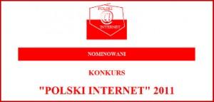 Polski Internet 2011 - Nominowany
