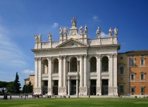 Bazylika św. Jana na Lateranie (Stefan Bauer, http://www.ferras.at)