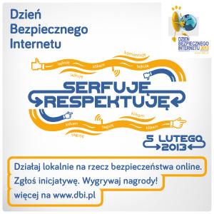 Dzień Bezpiecznego Internetu 2013