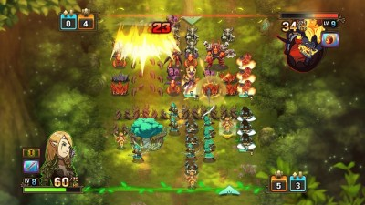 Might & Magic: Clash of Heroes screen z gry