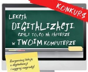 Lekcja digitalizacji