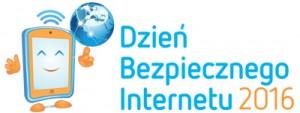 Dzień Bezpiecznego Internetu 2016 logo