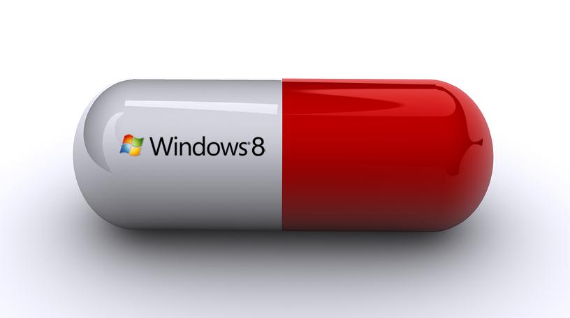 Windows 8 w pigułce
