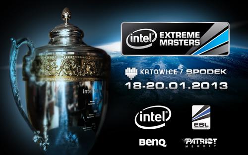Intel Extreme Masters Katowice puchar