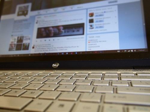 Ambasadorzy bezpiecznego Internetu - laptop
