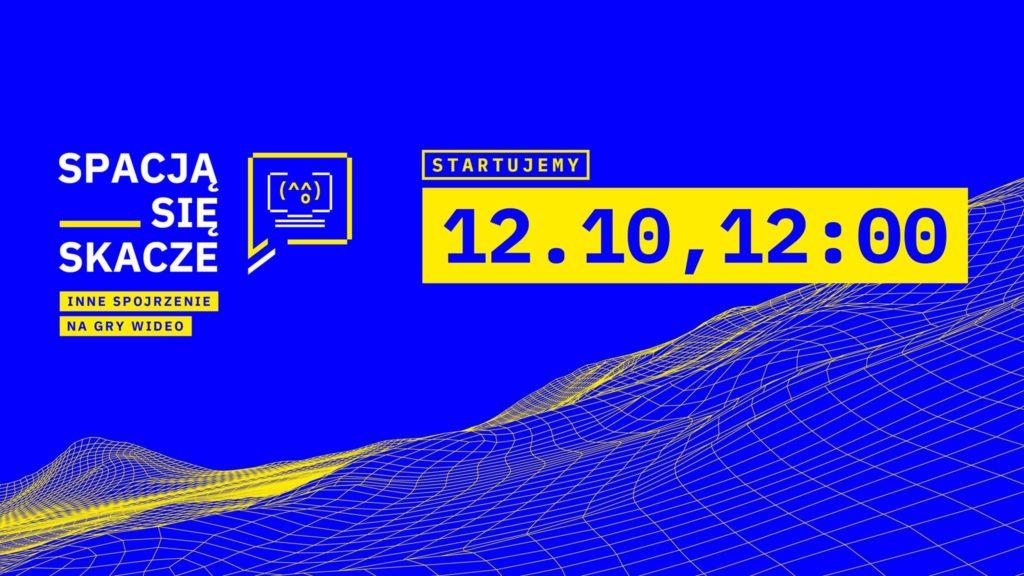 Spacją się skacze - promotional